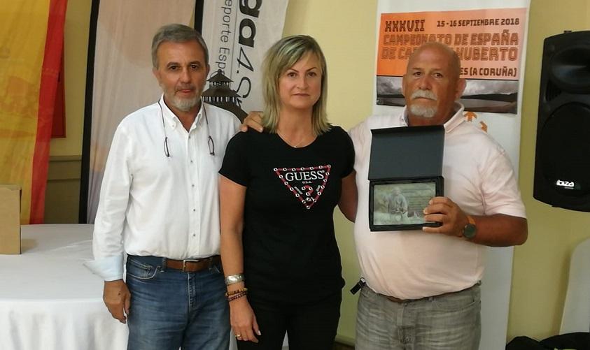 Susana Zabala de la Federación Bizkaina de Caza, nueva delegada de Perros de Muestra y San Huberto de la Federación Española de Caza