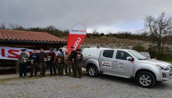 Récord de participación en la III Copa de Euskal Herria de caza menor con perro (7)