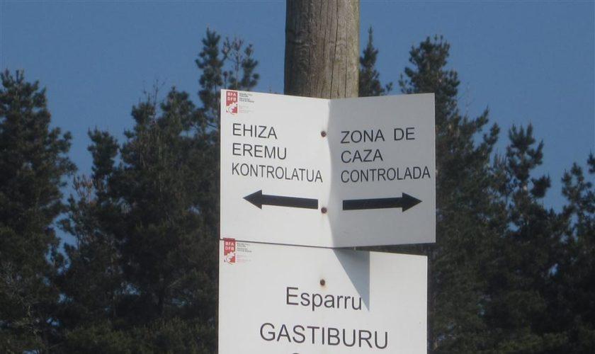 ehiza gunea -munitibar
